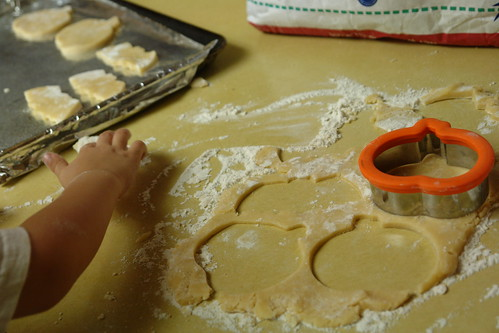 cookie cutting