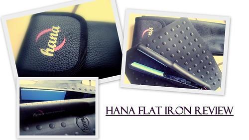Hana Flat Iron Professional