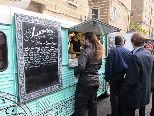 Burrito Van
