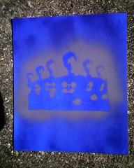 Spray Painted Aug
