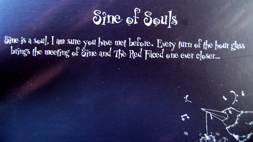Description from Sine of Souls' box