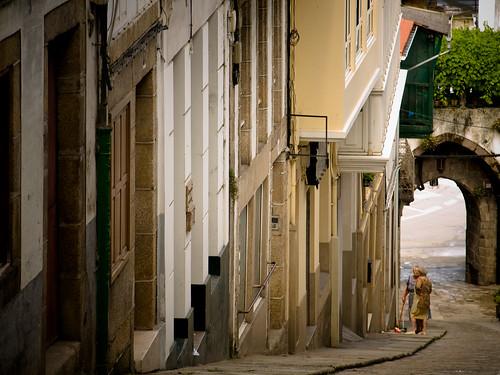 Calles de Betanzos