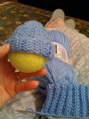 Tennis ball sized hat (KniTEAng) Tags: photo flickr account my