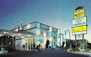 Inn of Tomorrow Anaheim 1960s