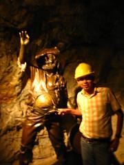 Enl a mina del Eden