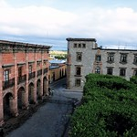 San Miguel de Allende: Jardín y esquina de hidalgo y canal