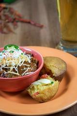 Chili & Southwest Corn Muffins