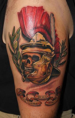 Roman Legion Tattoo To...