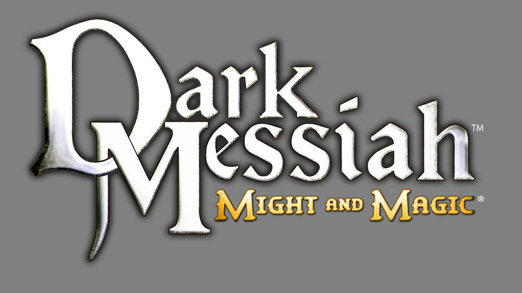 Dark Messiah of Might and Magic logo