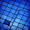 .Γ : 327/365 (helen sotiriadis) Tags: blue sky abstract black reflection building window glass architecture clouds facade canon published steel athens 365 tilt curtainwall canon70200f28lisusm canoneos40d toomanytribbles updatecollection