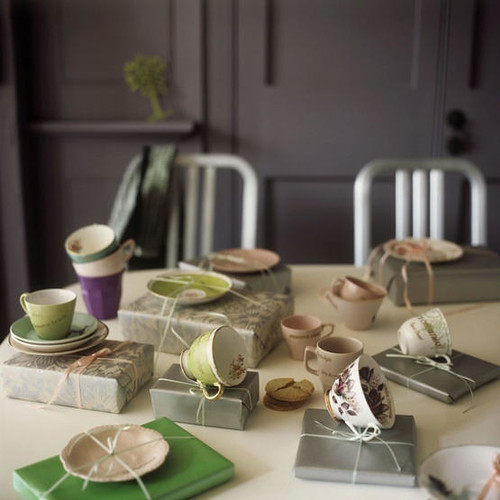 living etc table gifts