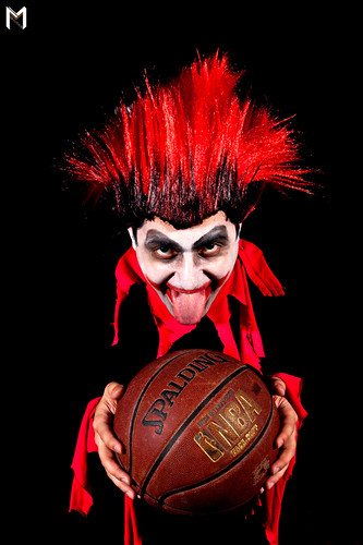 The Demon Clown !!