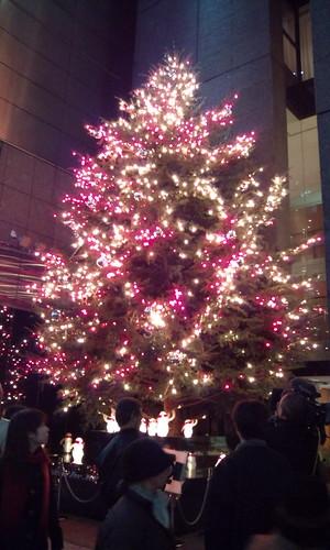 銀座クリスマス