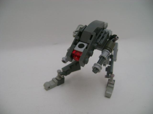 X-35 Assault Mech