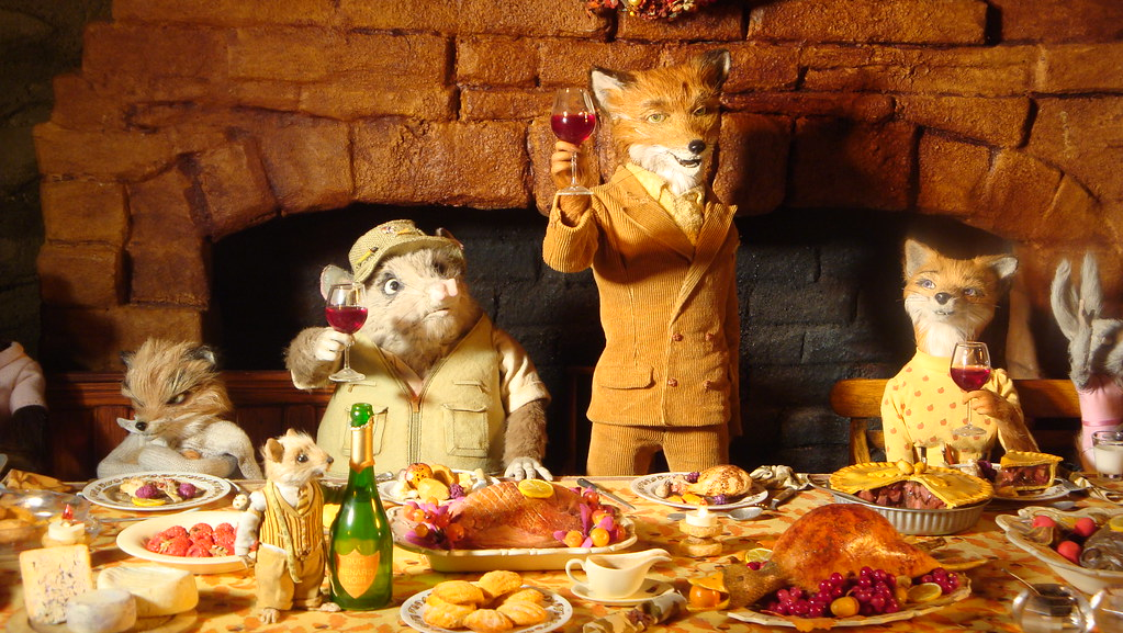 fantastic mr fox toast