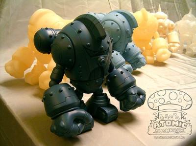 Atomic Mushroom Panzer Ace