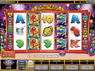 free Fighting Fish free spins