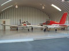 SteelMaster Steel Airplane Hangar