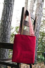 teacher tote bag (grrlTravels) Tags: straps pockets totebag