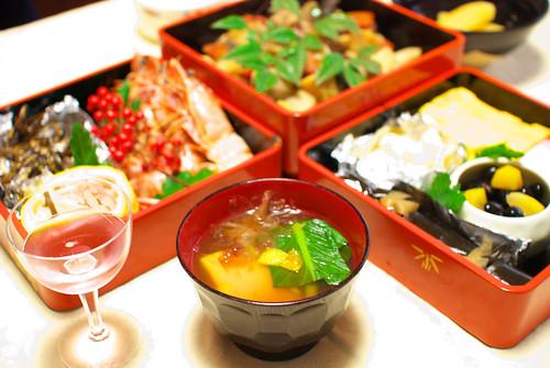 おせち料理 2010 / new year dishes 2010