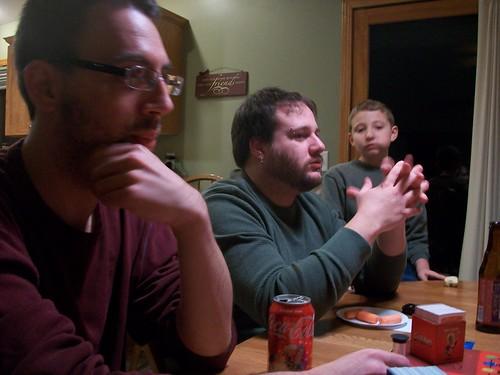 Jason, Logan and Alex