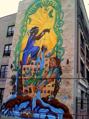mural by Sustainable South Bronx, via digital.democracy, creative commons license)
