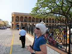 IMG_0603: Betty in Campeche