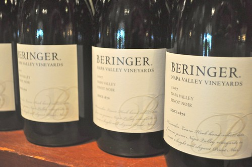 beringer wineries
