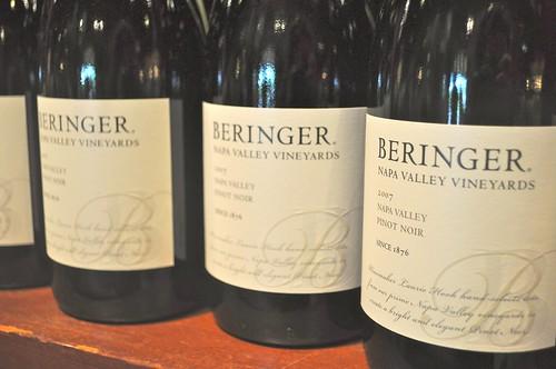 beringer wineries
