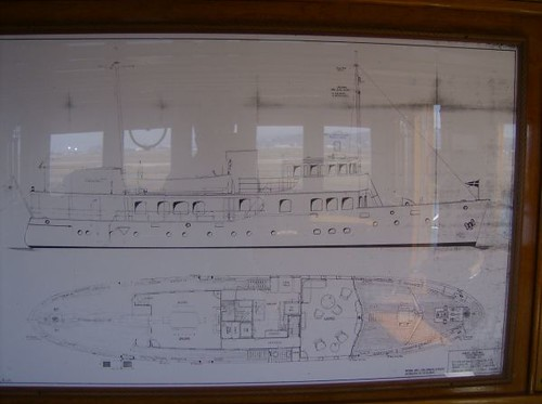 classic yacht motoryacht fifer