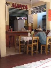 Market Comedor - Puerto Escondido, Mexico
