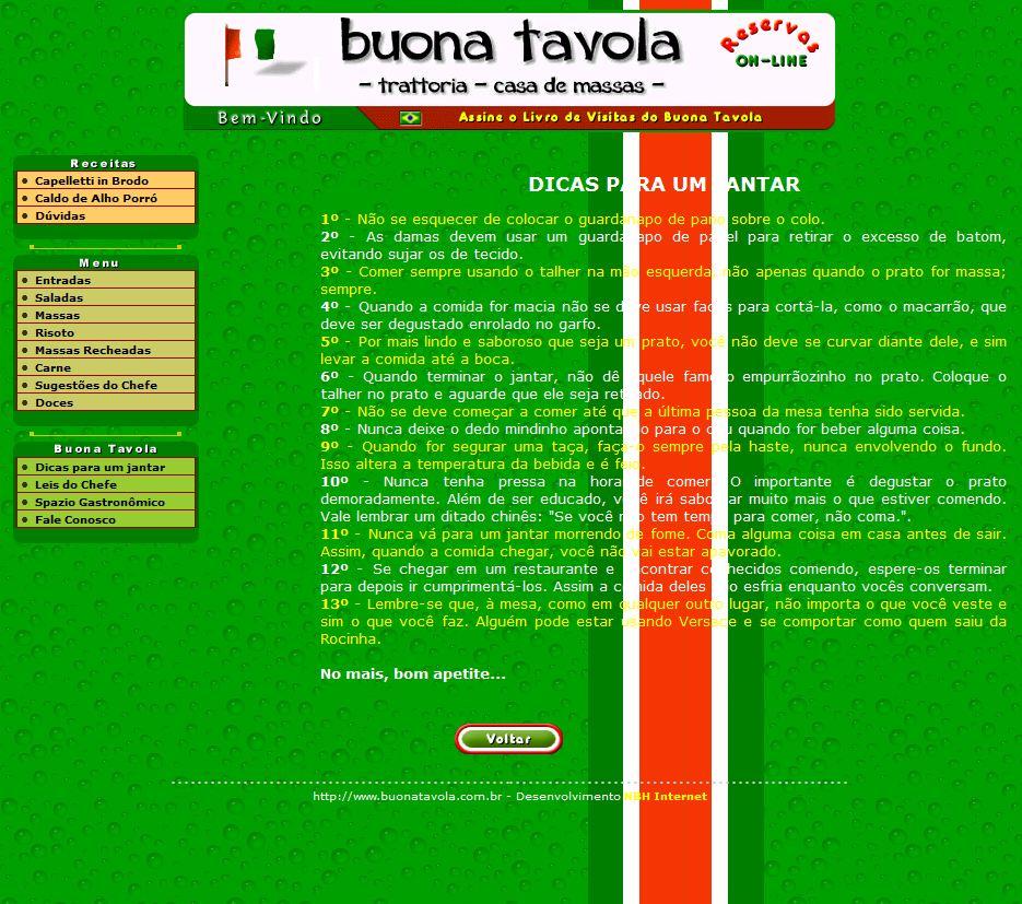 Tavola Restaurante - MG