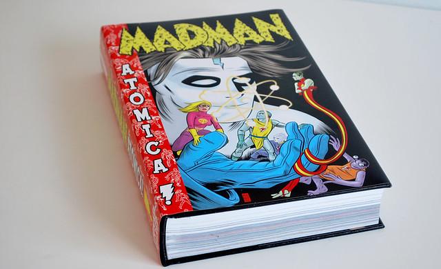 Madaman Atomica 1
