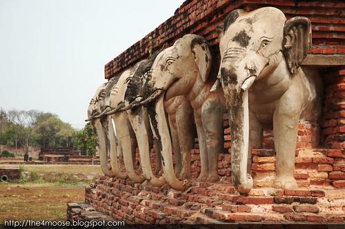 Sukhothai - Wat Sorasak