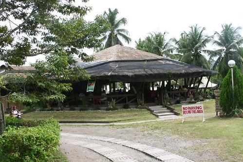 Dolores Farm Resort Main Dining Gazebo