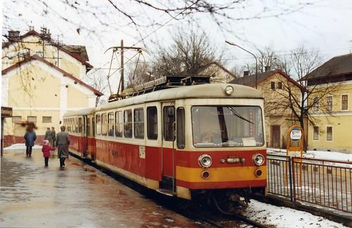 411 teplice 9020 schmalspurbahn železnica elektrická trenčianske trenčianska električky 4119020 trenčianskateplá trež schmalspurbahntrenčianskateplá–trenčiansketepliceslowakischtrenčianskaelektrickáželeznica