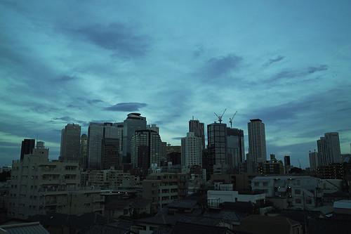 20090707@Nishi-Shinjuku