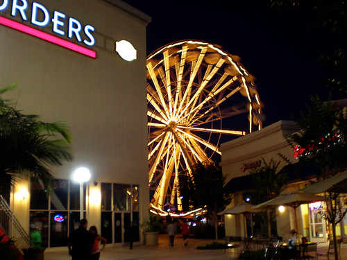 The Pike - Borders, Ferris Wheel