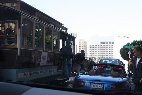 Powell Street San Francisco