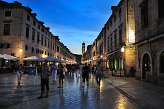 Main Street, Old Town, Dubrovnik (Hydrology) Tags: street old town nikon main croatia dubrovnik d90