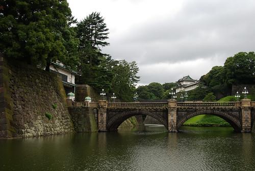 Imperial Palace: Niju-bashi