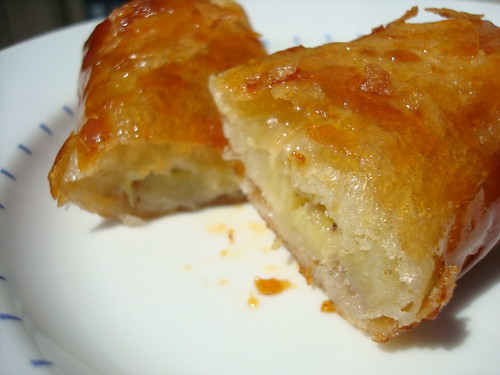 Turon from Delite Bakery, Seattle