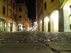 road in portofino (andrewdkeller) Tags: road italy riviera liguria cobblestones portofino italianriviera