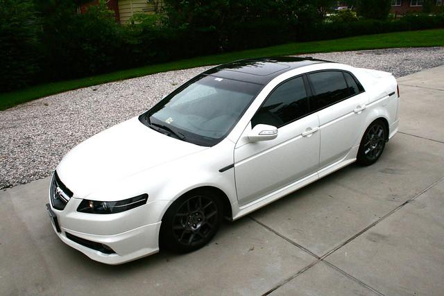 My White Diamond Pearl TL Type S (The Timeline & Progress Thread) - AcuraZine - Acura Enthusiast ...