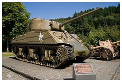 Sherman M4A3 - Clervaux
