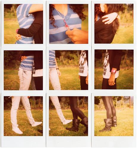 Escena de amor entre pareja anónima #12
