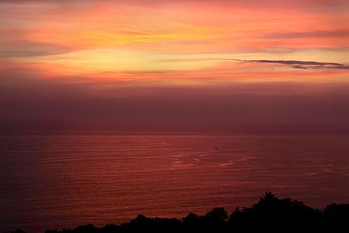 Kata Viewpoint at sunset