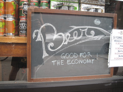 Beer: Good for the Economy