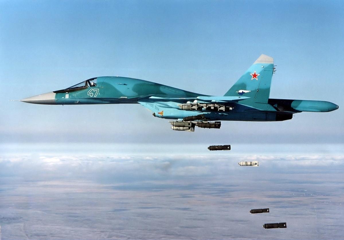 Su 34 (航空機)の画像 p1_25