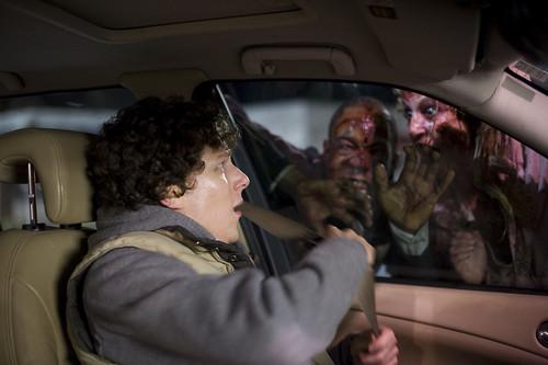 Zombieland ataque zombie